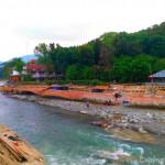 Bukit Lawang - Village