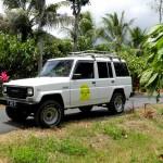 Indonésie - Jeep Sukamade