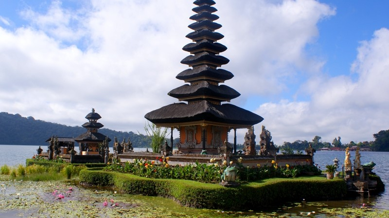 Indonésie - Bali - Ulun Danau