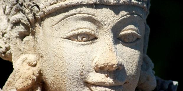 Indonésie - Statue