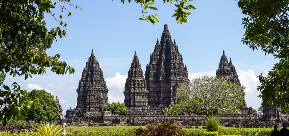 Indonésie - Prambanan