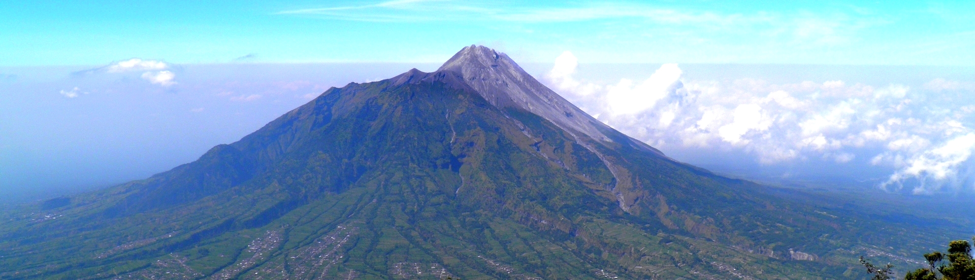 Merapi - Indonesie