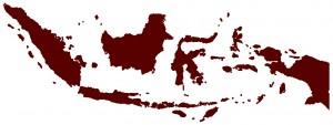 Indonésie - carte indonesie