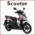 yogyakarta - scooter