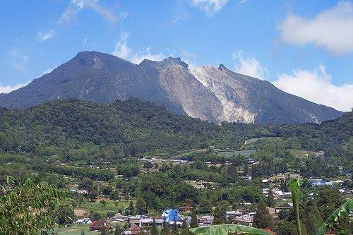 Sumatra - Sibayak