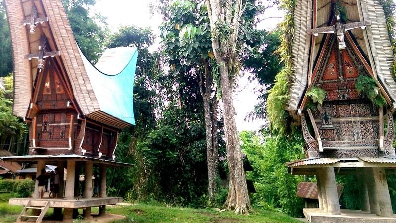 Toraja - Maison