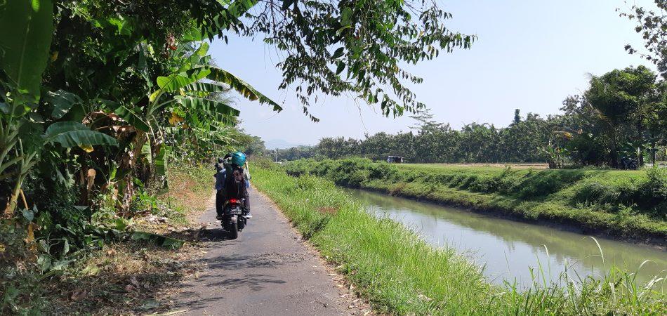 Indonésie - Yogyakarta